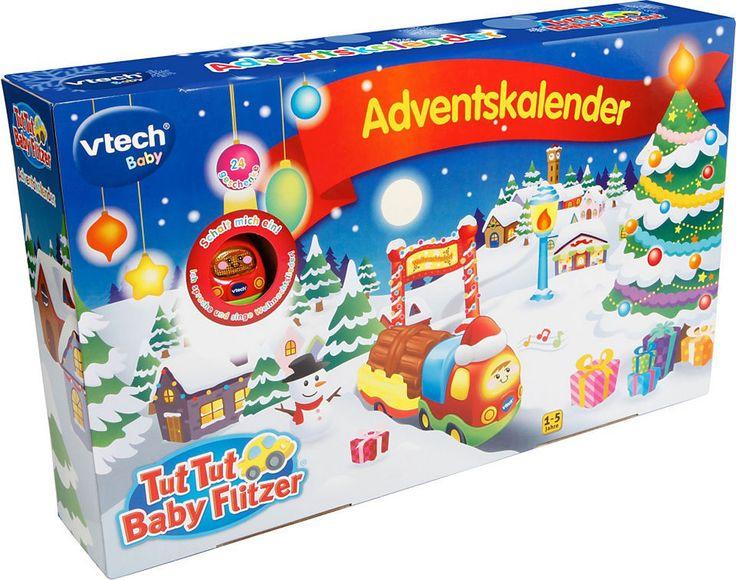 VTech Adventskalender, »Tut Tut Baby Flitzer« Jetzt bestellen unter: https://moebel.ladendirekt.de/weihnachten/weihnachtsdeko/?uid=4dddde0b-0703-500b-84a9-d61950ae645e&utm_source=pinterest&utm_medium=pin&utm_campaign=boards #weihnachten #weihnachtsdeko #basic