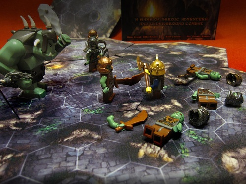 Goblin Slayer: Slayer Games, Lego Goblin, Lego Rpg, Goblin Slayer, Games Rpg