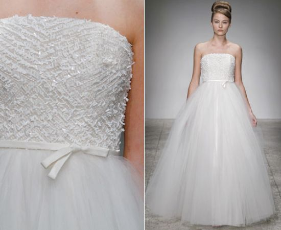 Best 25+ Amsale wedding dresses ideas on Pinterest | Bright ...