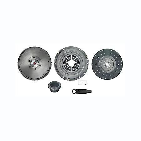 Perfection Clutch New Clutch Set With New Dual-mass Flywheel - Mu3000-1dk