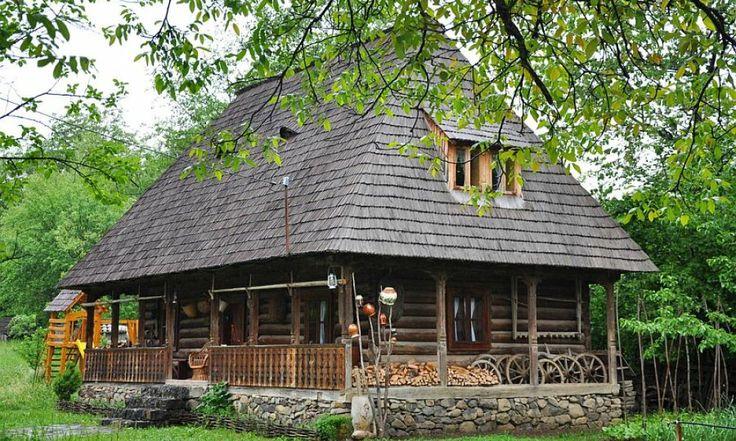 adelaparvu.com despre casa traditionala Maramures, satul Hoteni, Pensiune Marioara satul Breb, Foto Motica (10)