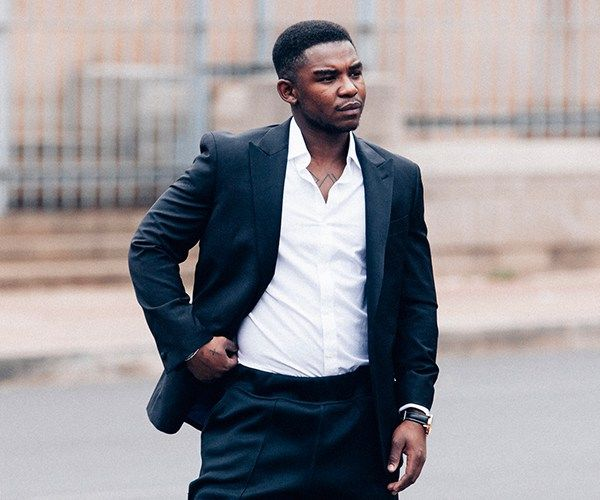 Meet Siyabonga Beyile.... we are proud to have such a gent as one of our brand ambassadors!