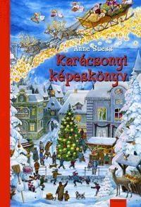 Könyv :: Anne Suess - Karácsonyi képeskönyv