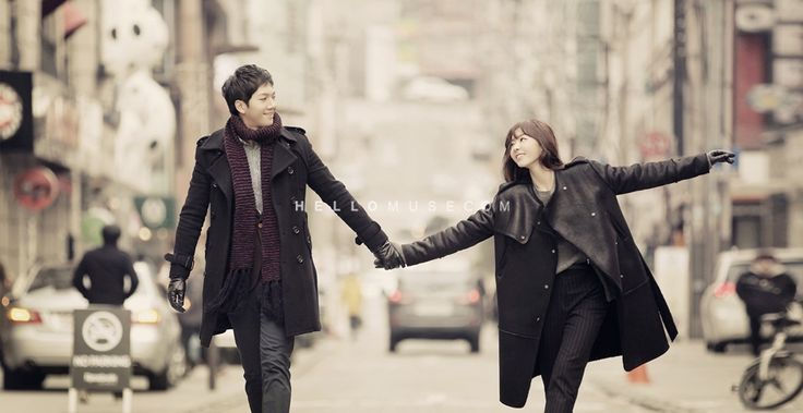 Korea concept outdoor photo shoot, Korean date snap, Korean pre wedding photo…