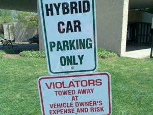 hybrid vs. conventional