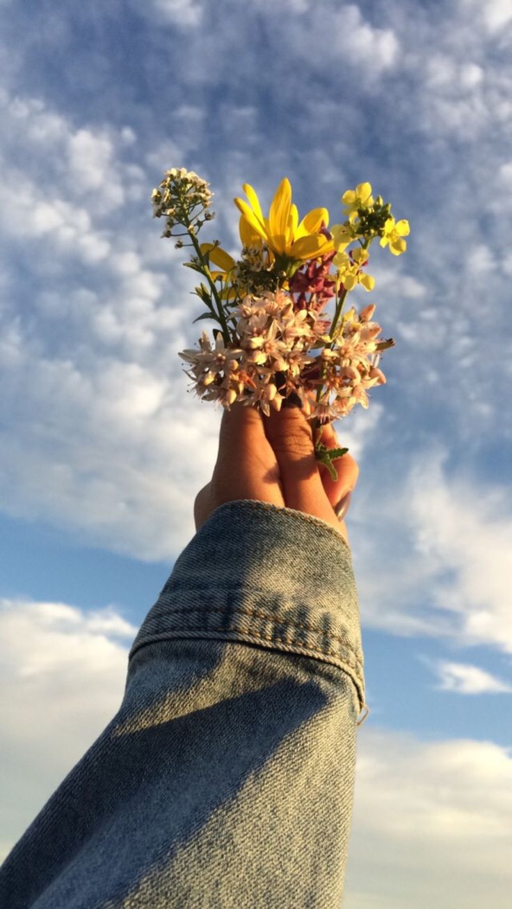 Sie nennen mich den Blumendieb