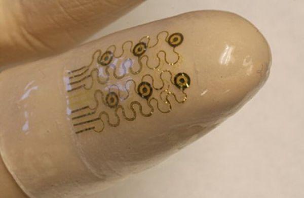 A Step Closer to Humans - Artificial Skin for Robots - Smashing Robotics