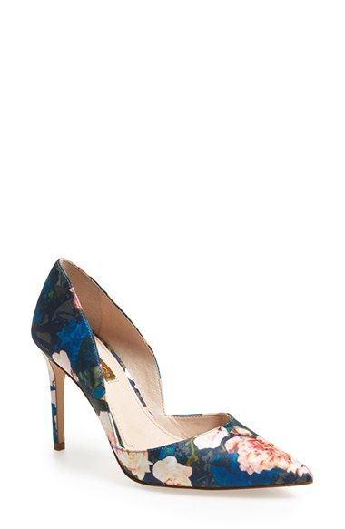 Free shipping and returns on Louise et Cie 'Hermosah' Pump (Women) at Nordstrom.com. A sophisticated d'Orsay pump with contrasting textures is heightened with a slender heel.