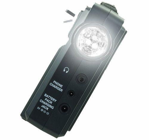 CCrane Co Solar Observer -- внешний аккумулятор, который всегда с тобой / фм радио, динамо-машина, солнечная батарея и порт для зарядки гаджетов | Рутина: путешествия, кино, сайты, книжки и фото