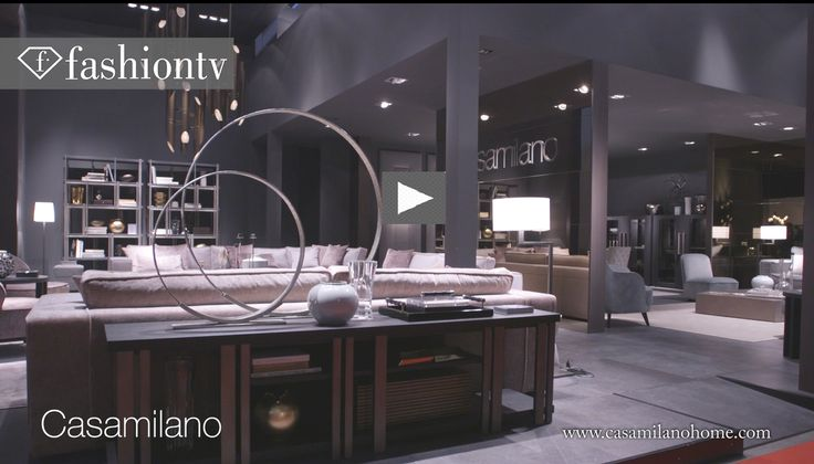 https://youtu.be/xQgw5UiBhWg  Do not miss the video dedicated to Casamilano collection presented at Salone del Mobile and showroom, downtown Milan, on Fashiontv, channel 489 SKY HD, from 1st top 7th May 2017, 10 p.m. (GMT+1).