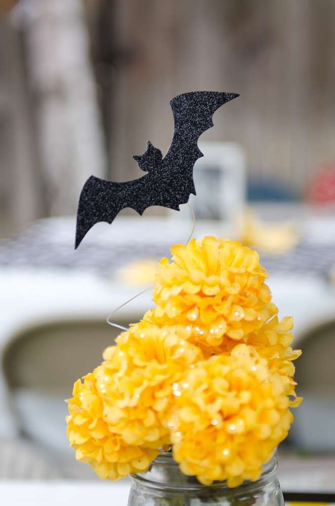 Baby Batman Baby Shower Party Ideas