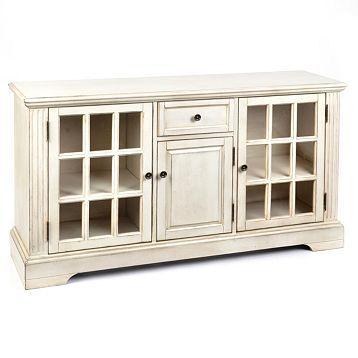 Wood Cream 3 Door Media Cabinet. 45 best  kirklands  pinitpretty images on Pinterest   For the home
