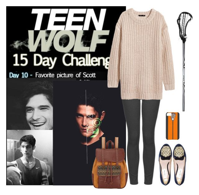 """Teen Wolf Challenge: (10) Favorite picture of Scott"" by vampirliebling ❤ liked on Polyvore"