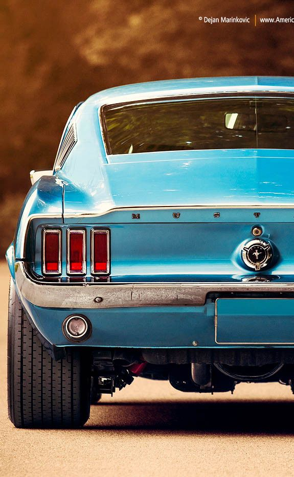 """h-o-t-cars: """" 1967 Ford Mustang 