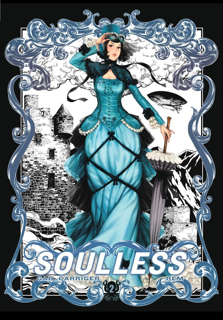 Soulless Manga Volume 2 - Gail Carriger