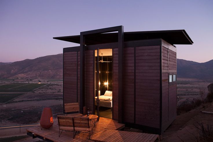 1 | To Limit Their Eco Footprint, These Luxury Cabins Sit On Stilts | Co.Design: business + innovation + design