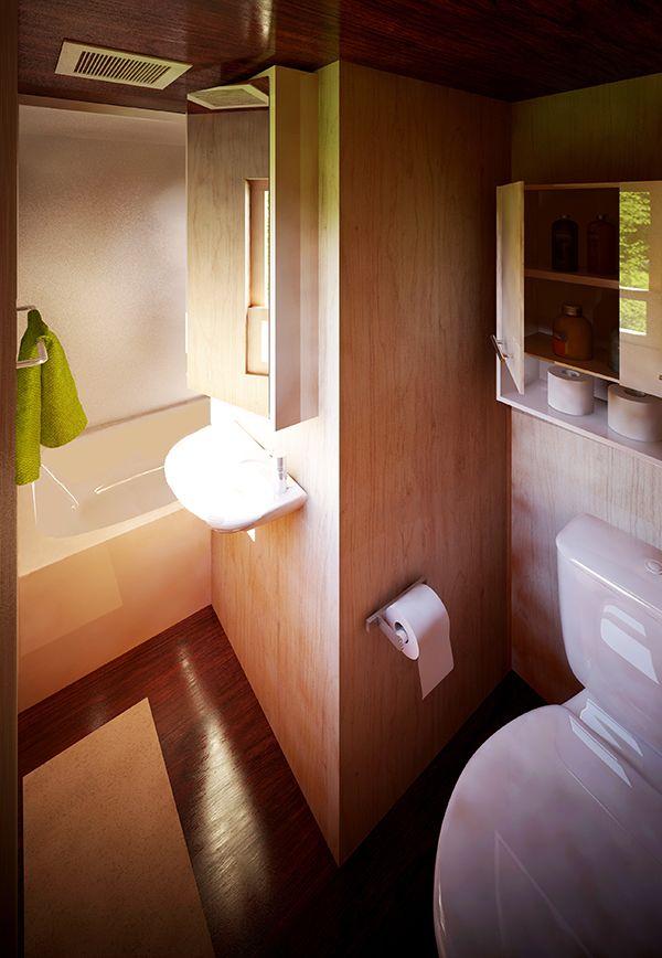 four lights tiny house company. U\u2022house | Four Lights Tiny House Company By Jay Shafer The Tumbleweed School Pinterest Company, Houses And S