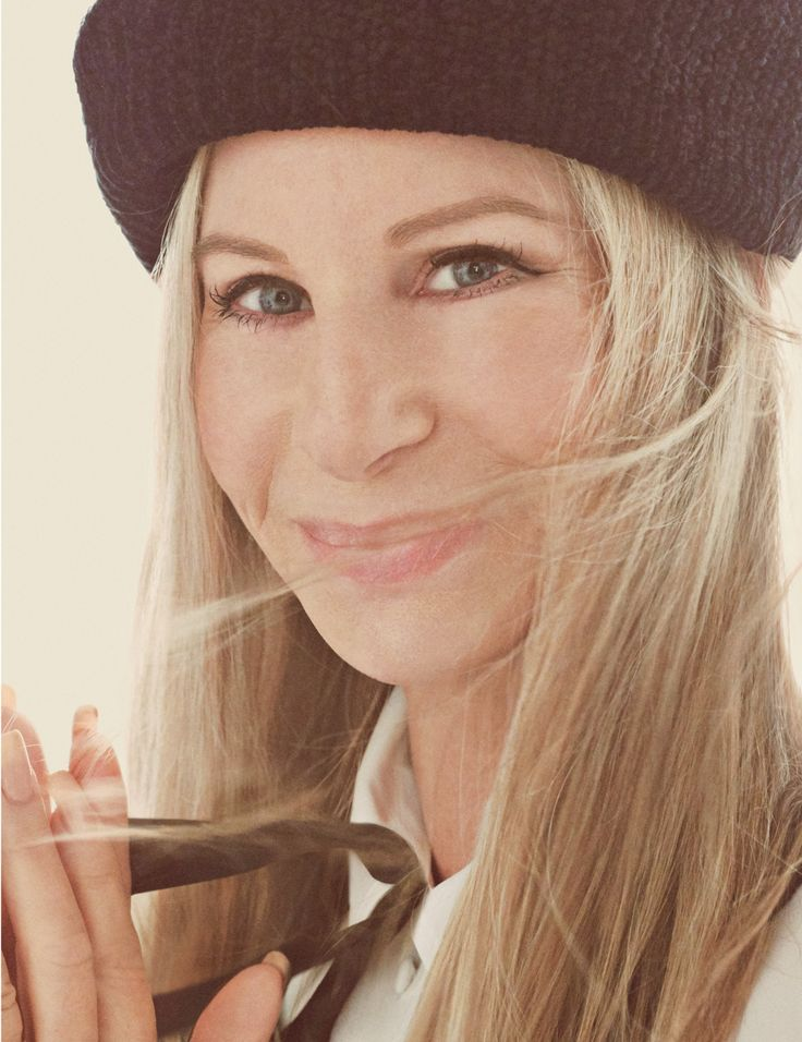 Up Close & Personal: Barbra Streisand Photographed by Steven Meisel Photos | W Magazine