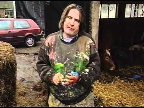 Peter Diem in Het Klokhuis #1/4 'Cows'