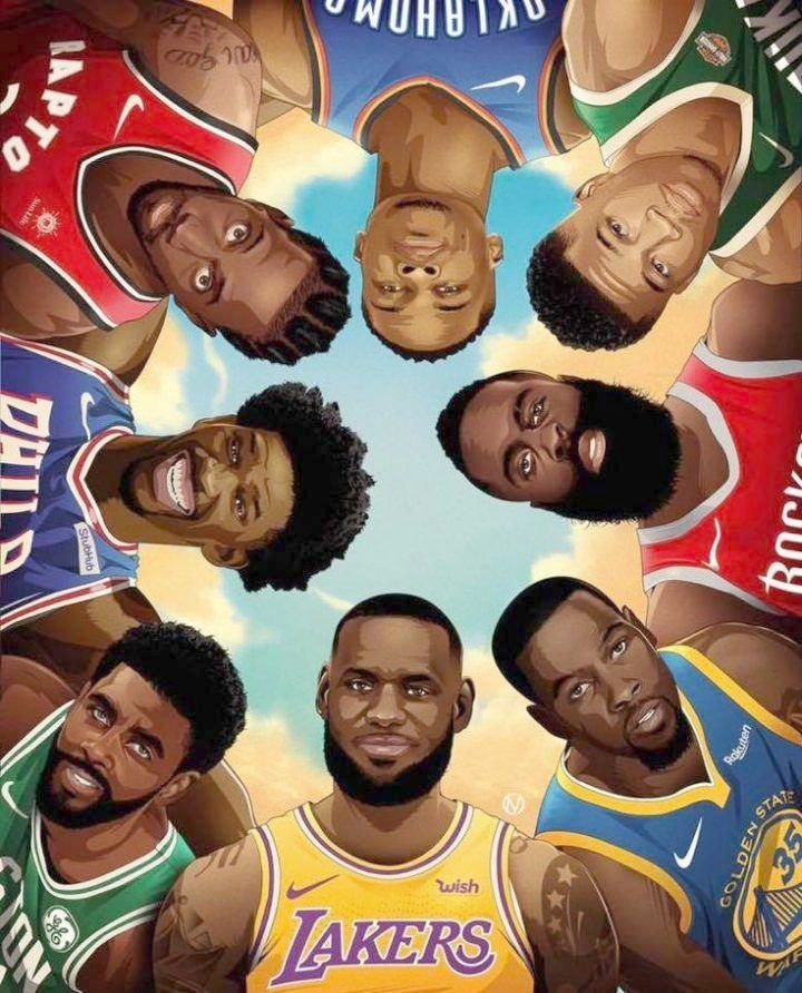 Basketball Reference Oj Mayo At Basketball Legends Three Point Glitch Also Basketball Reference Kyrie Irving After Basketball Legends Nba Art Nba Basketball Art