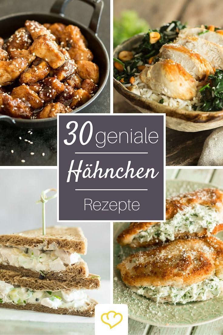 Alles andere als langweilig - 30 geniale Rezepte mit Hähnchenbrust