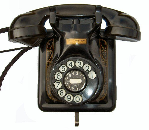 Old English Bell Phones 27