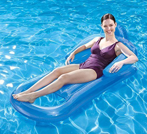 Summer Waves Pool Floats Hot Tub Supplies Relaxing Lounge