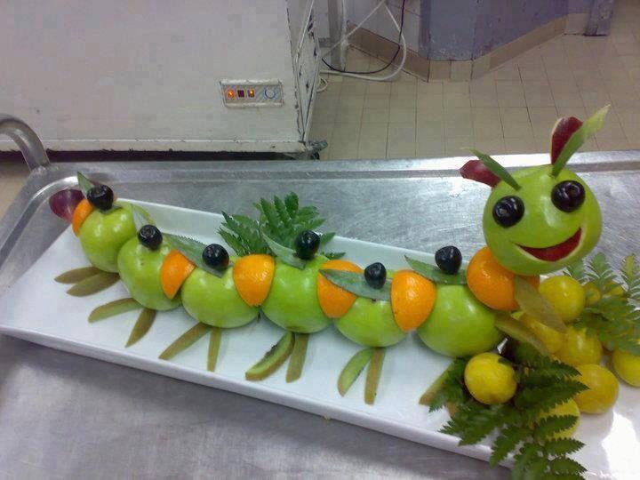 Sund kage til børnehaven