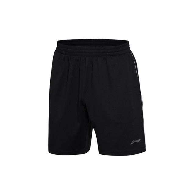 Li-Ning Men Badminton Shorts Competition Bottom AT DRY Fitness Comfort Breathable LiNing Sports