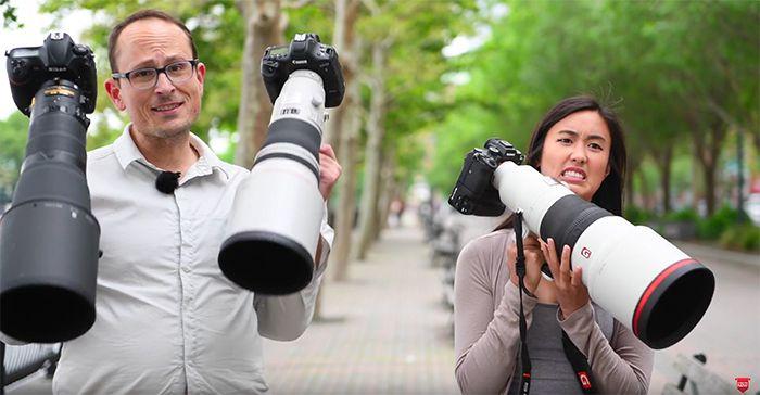 Matt Granger Compares Sonys New 400mm Lens With Canon And Nikons Matt Granger Compares Sonys New 400mm Lens With Canon And E Mount Sony Lens Dslr Photography