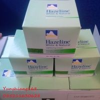 HAZELINE White & Natural Lightening Cream