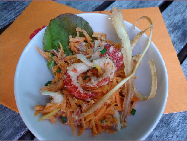 Carrot and Crayfish Salad Recipe « Chef Marcus Samuelsson
