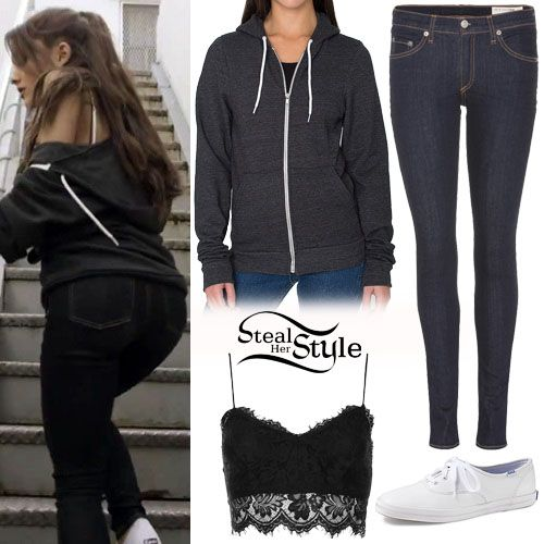 """Ariana Grande """"One Last Time"""" Outfit - people have requested me to do this look & I might buy the clothes for it just in case I decided to do it"""