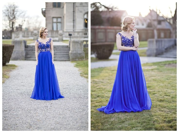 Makeup For Prom With Blue Dress - Mugeek Vidalondon
