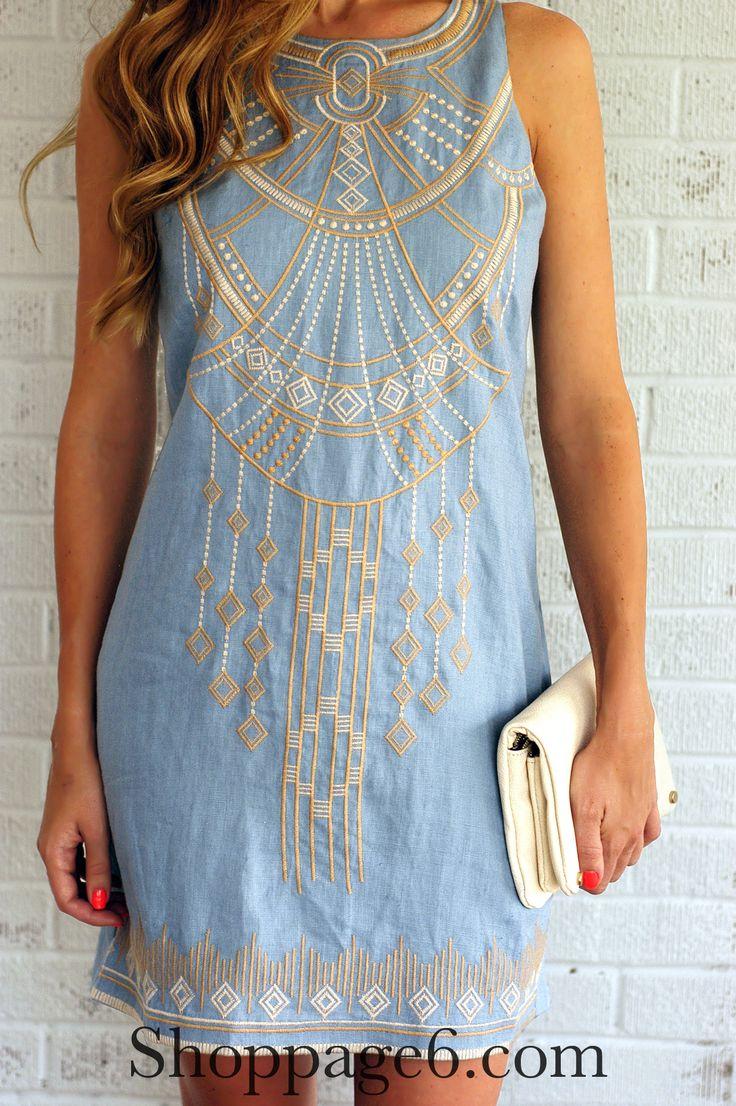 Mayan Breeze Shift Dress | Page 6 Boutique