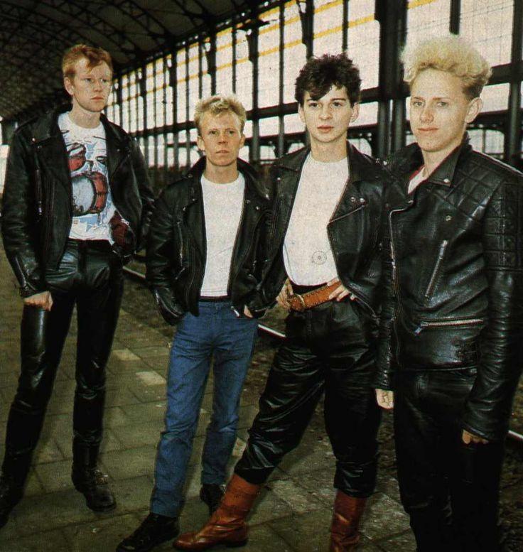 Depeche lyrics