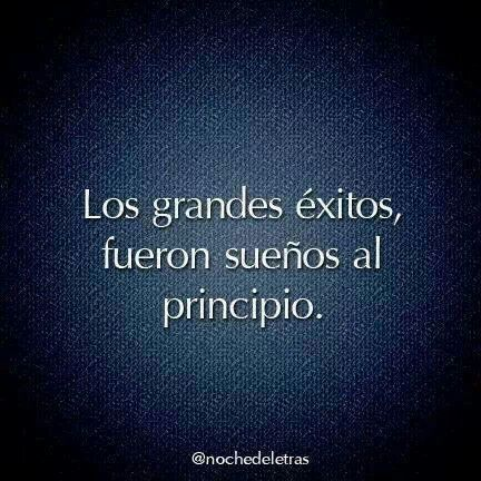 Spanish quote: inspirational quotes in Spanish, frases inspiradoras