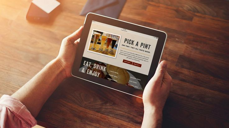 OBX Media worked with local brewery & restaurant Outer Banks Brewing Station on a website redesign, including menus, event calendar & online ticket sales.