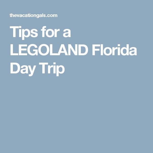 Tips for a LEGOLAND Florida Day Trip