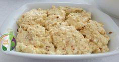 Kahvaltılık Sarımsaklı Peynir Tarifi