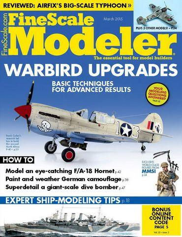FineScale Modelling - March 2015