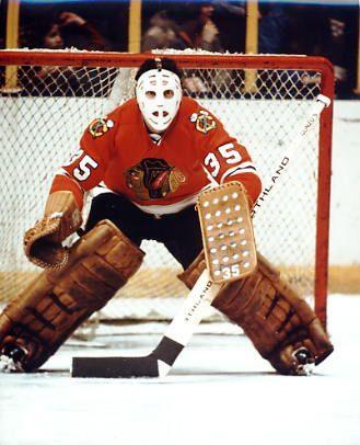 Tony Esposito / Chicago Black Hawks