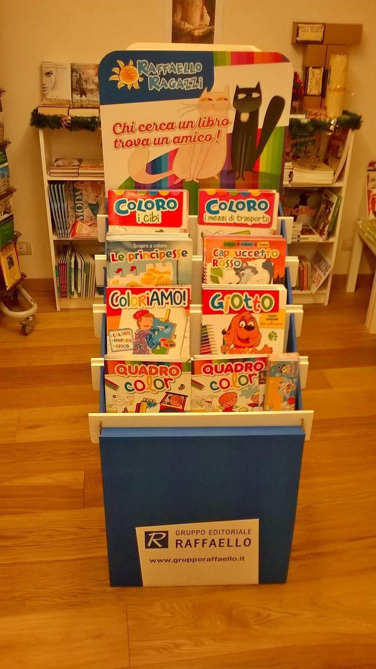 Novità - #RaffaelloEditore #libri da colorare #disegno #fiabe #bambini #ragazzi #scuola