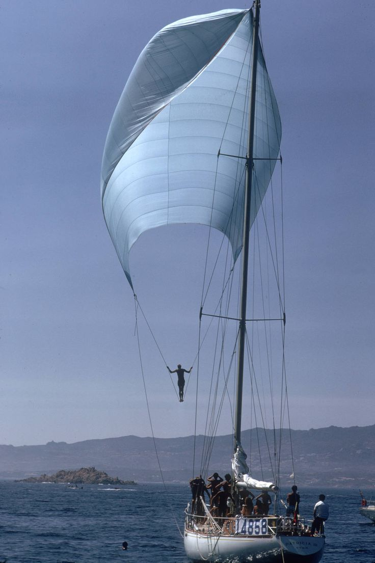 Spinnaker Sailing did this when I was young not for the timed and not good for…
