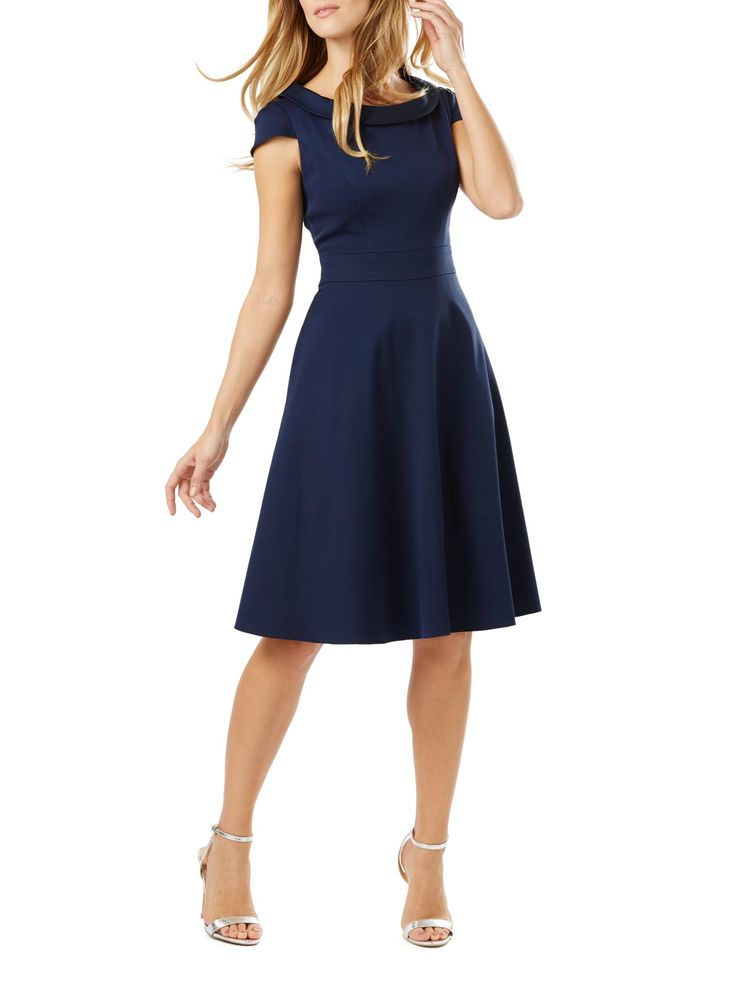 Buy your Phase Eight Nicola Fit And Flare Dress online now at House of Fraser. Why not Buy and Collect in-store?