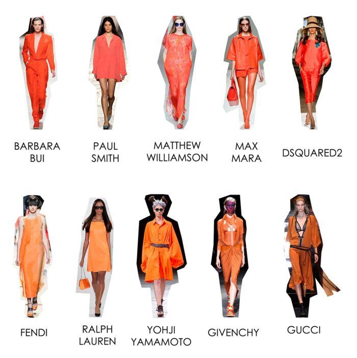 SS 14 Trends: Crazy Orange