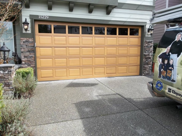 270 best images about clopay garage door on pinterest for Clopay wood garage doors
