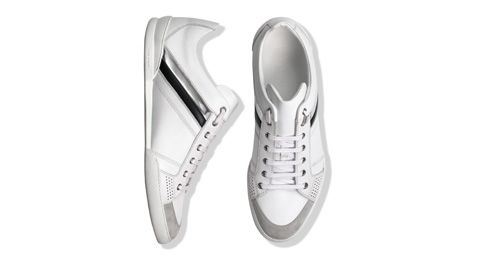 White leather sneaker - Shoes Dior