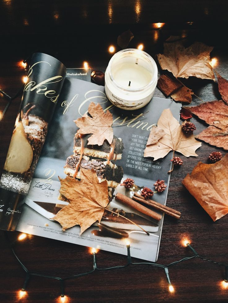 Fall Inspiration | Fall Candles | Leaves | Fall Festivities | Fall Adventures | Pinecones | Cinnamon