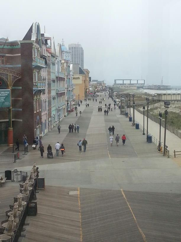 Atlantic City Boardwalk!
